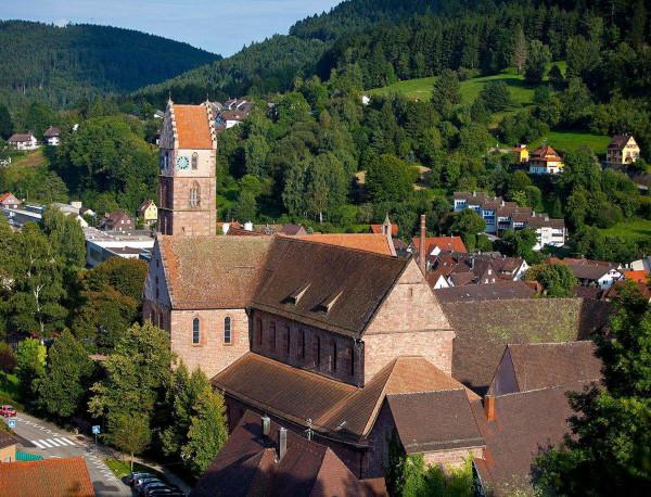 gesunde Ferien im Schwarzwald in Alpirsbach