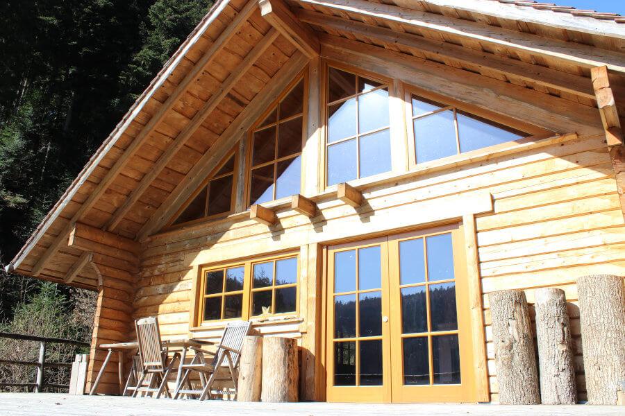Blockhaus Hütte Mieten Schwarzwald