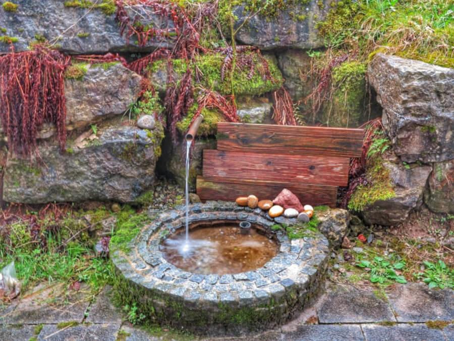 Ferienhaus Johann Eigene Quelle Gesundheits Urlaub Schwarzwald