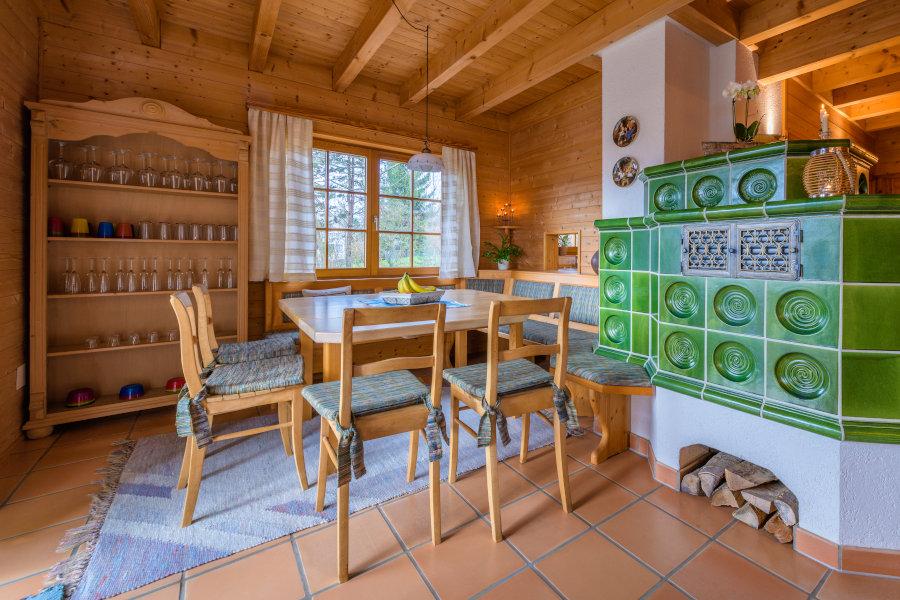 Wohnzimmer Im Ferienhaus Im Schwarzwald