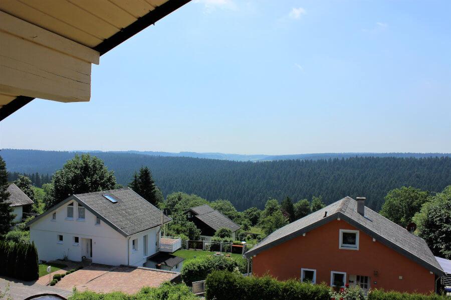 Schwarzwald Ferienwohnung Mieten Aussicht Sonnenrain