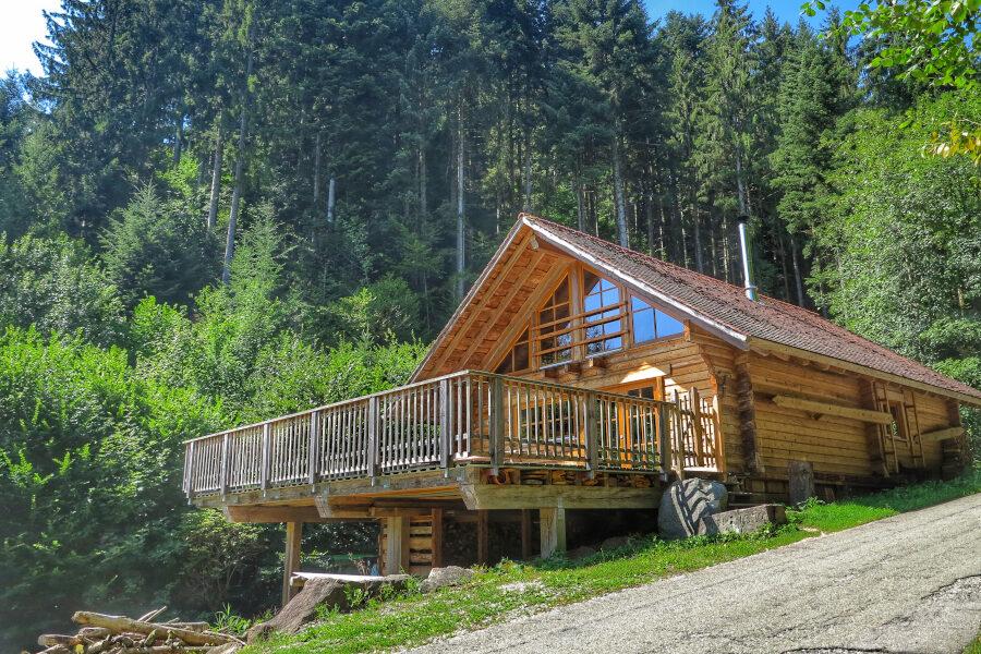 Blockhütte Mieten Im Schwarzwald